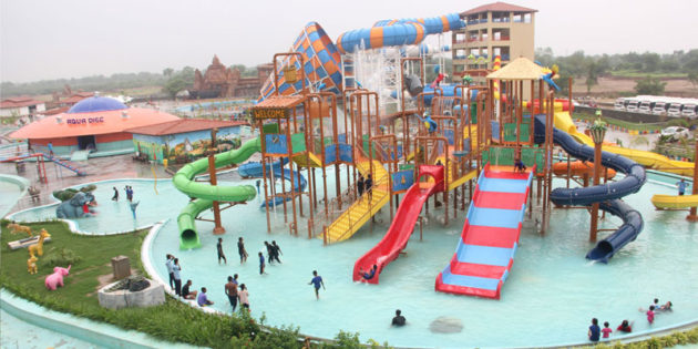 The Enjoy City: India's newest water park