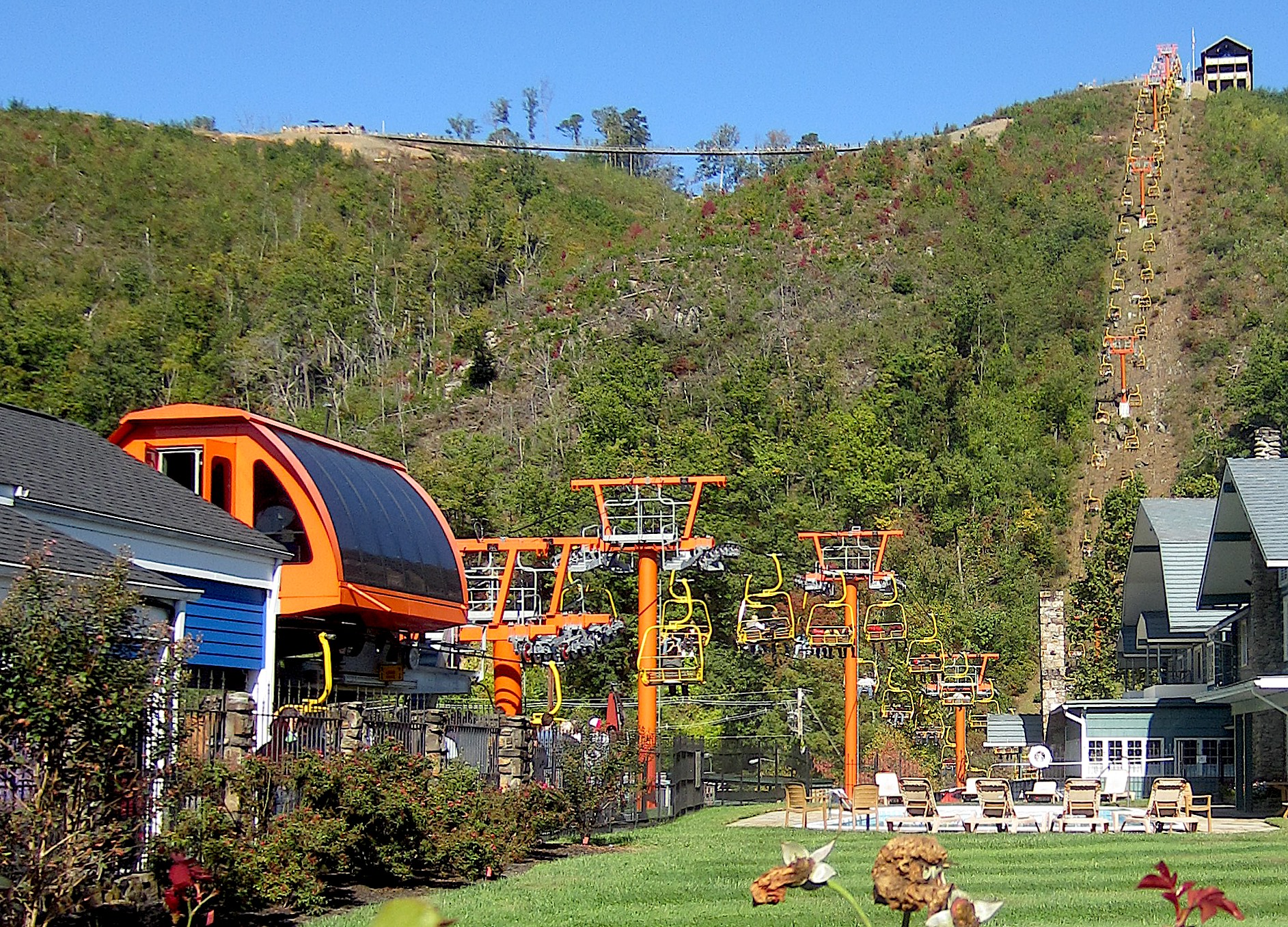 Spectacular Experience In The Smokies Gatlinburg Skybridge Park World Online Theme Park Amusement Park And Attractions Industry News