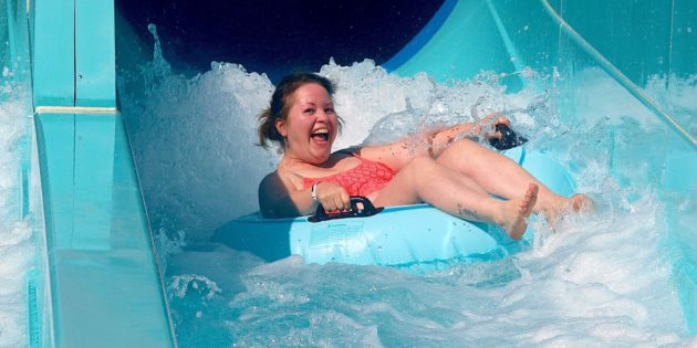 New water slides for Quassy Amusement & Waterpark