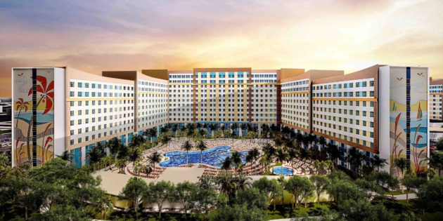 Universal's Dockside Inn and Suites to open March 17