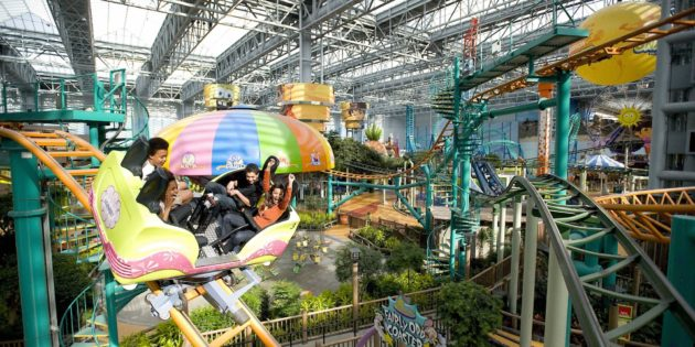 Mall of America and Nickelodeon Universe recognised as Certified Autism Centres