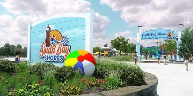 "California's Great America transforms Waterpark into ""South Bay Shores"""