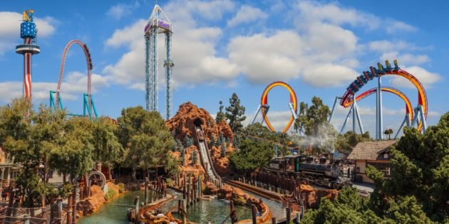 Knott's Berry Farm's Timber Mountain Log Ride celebrates 50th anniversary
