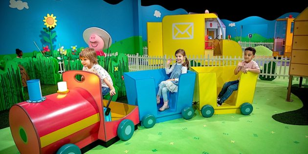 Merlin Entertainments launches first US Peppa Pig World of Play