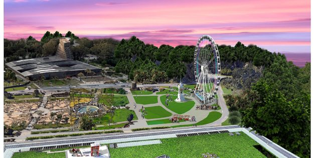 San Francisco's Golden Gate Park to observe Sesquicentennial with Giant Wheel