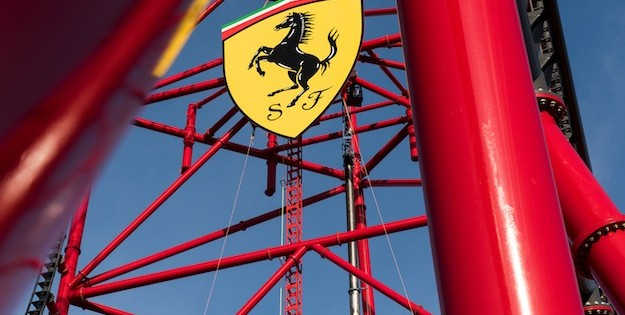 Ferrari Land construction continues at PortAventura