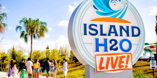 Island H20 Live! now open