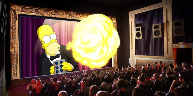 The Simpsons in 4D opens at Broadway at the Beach