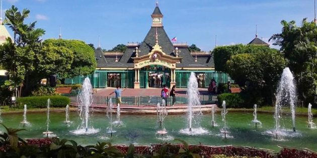 Enchanted Kingdom evolves