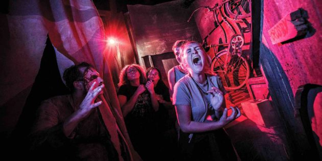 Fear to the Max at Universal Orlando's Halloween Horror Nights
