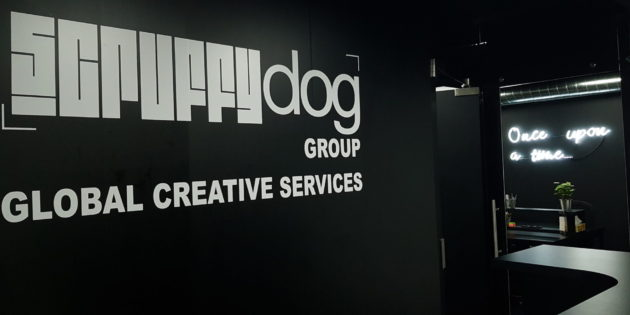 Scruffy Dog's creative division takes up residence in the Middle East