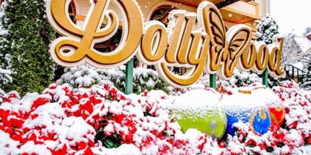 Smoky Mountain Christmas returns to Dollywood