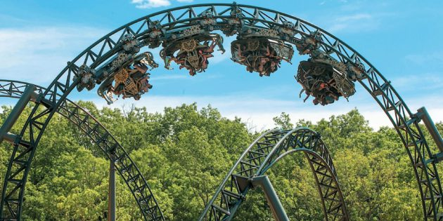 Silver Dollar City hits all-time record attendance in 2018