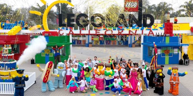 Legoland California celebrates 20 Years