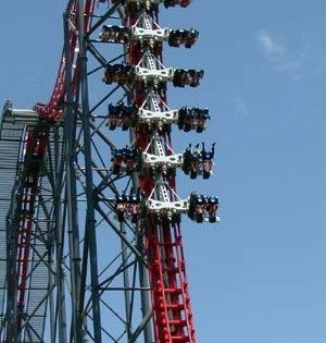 S&S clarifies coaster project in China
