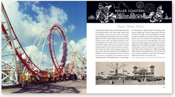 Blackpool Pleasure Beach – More Than Just An Amusement Park