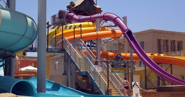 Red Sea waterparks