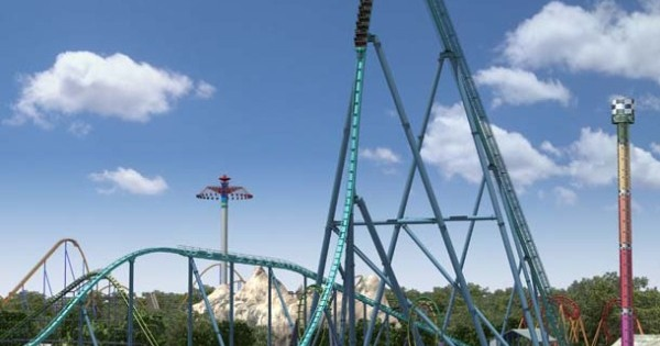 First B&M 300-footer for Canada's Wonderland