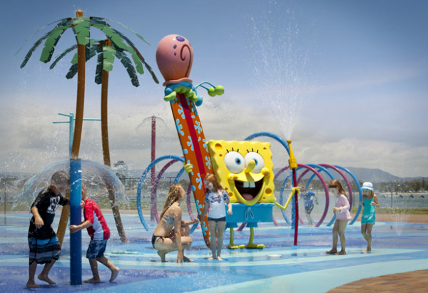 Meet And Greet Opportunities With SpongeBob SquarePants Other Nickelodeon Characters Are Available In The Resorts Lobby