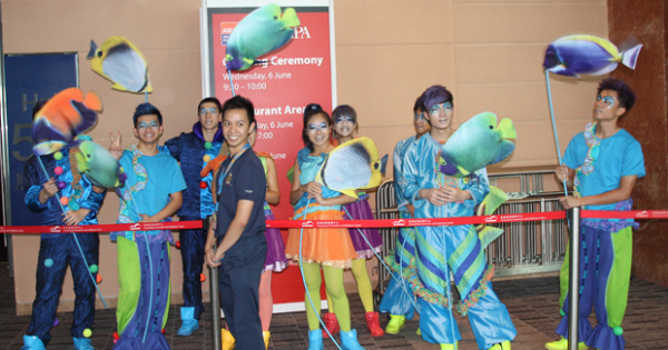 IAAPA enjoys success in Hong Kong