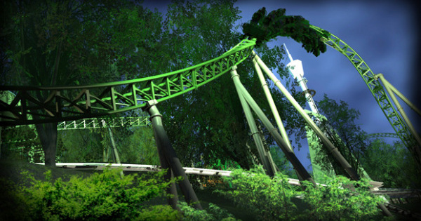 Europe's longest launch coaster for Liseberg