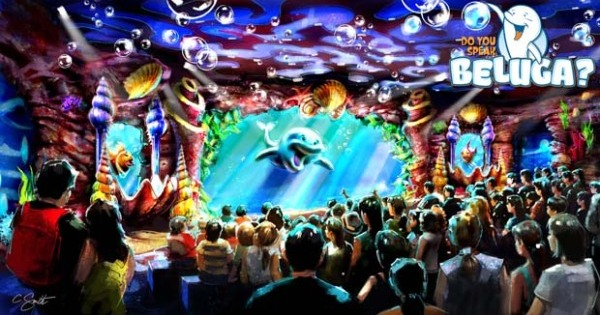 Lotte World plans interactive animated attraction