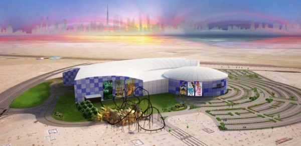 IMG names Dubai park project