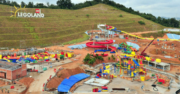 Legoland Water Park – coming soon to Malaysia!