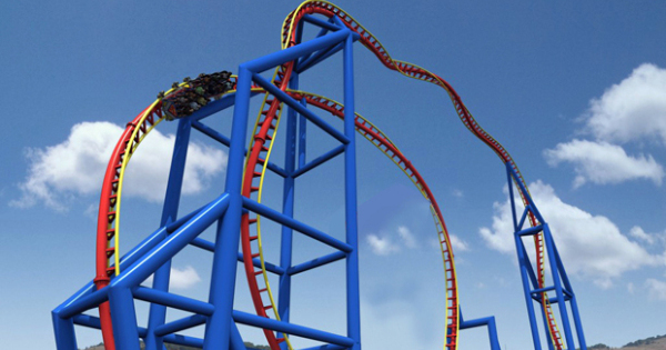 Premier coaster for Holiday Park