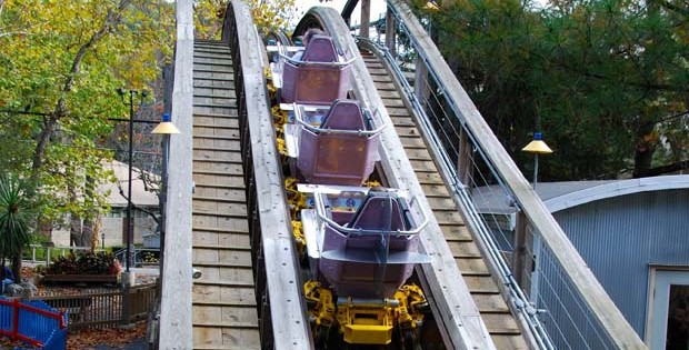 Knoebels' Flying Turns