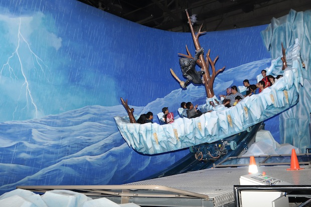 Ice Age comes to Indonesia : Park World Online – Theme Park