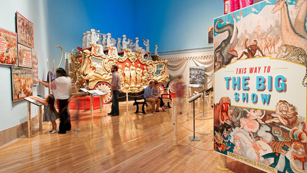 The Ringling Circus Museum, a highlight of this year's SATE host venue