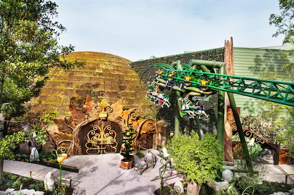 Arthur In The Minimoys Kingdom Park World Online Theme Park Amusement Park And Attractions Industry News