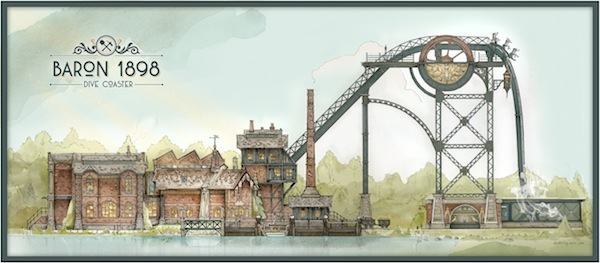 Efteling mines Dutch history for new coaster name