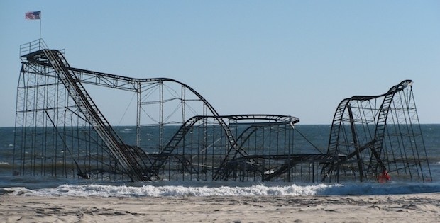 Casino Pier gets another roll of the dice