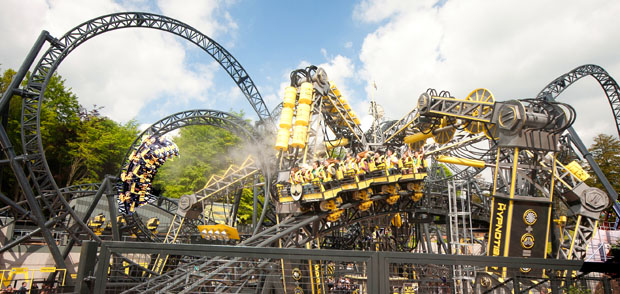 The story of The Smiler