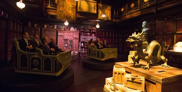 Disney's Mystic Manor unveiled in Hong Kong