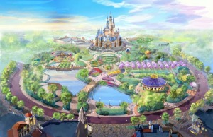 ShanghaiDisney_Park Rendering with Garden copy