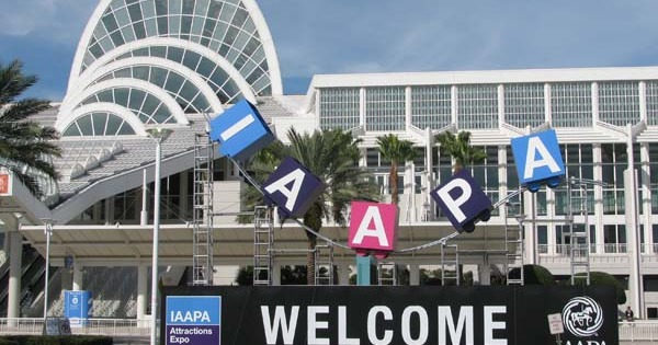 IAAPA 2014 – way to go, Orlando!