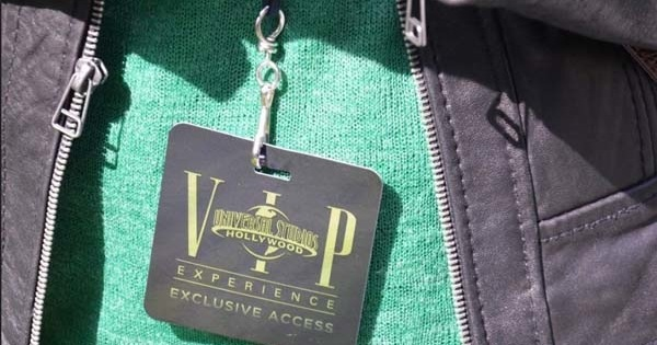 VIP in the park