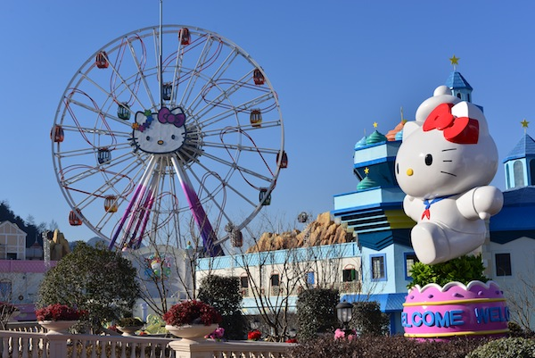 Hello Kitty Park : Park World Online – Theme Park, Amusement Park ...
