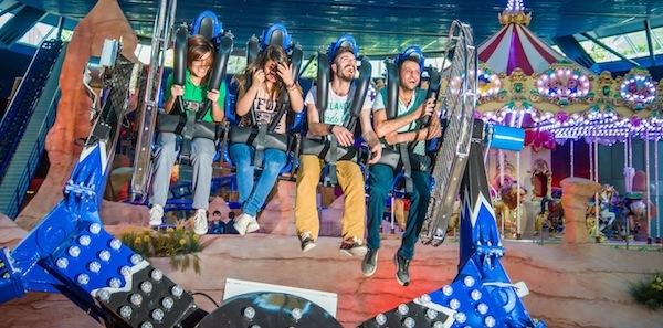 MOIpark – out-of-this world entertainment in Istanbul