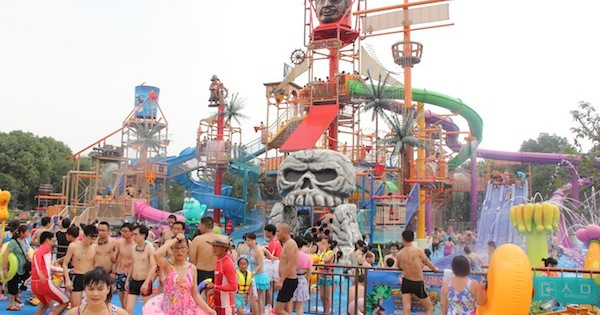 WhiteWater's Chinese waterpark wonders