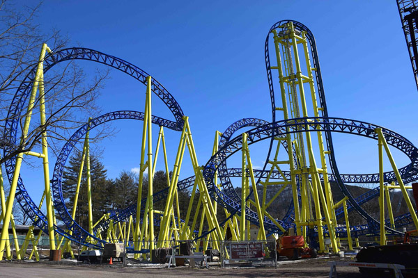 Knoebels acts on Impulse