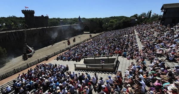 Record-breaking season at France's Puy du Fou