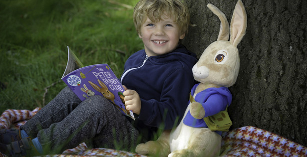 Willows welcomes Peter Rabbit