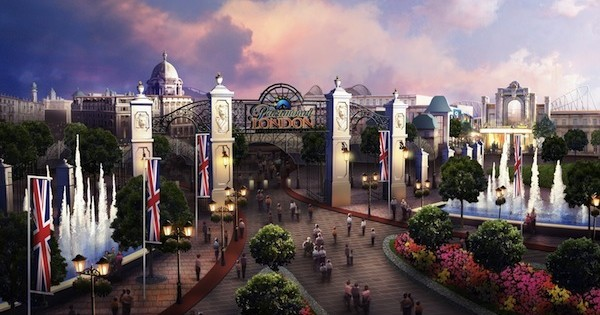 Chinese funding for London Paramount resort