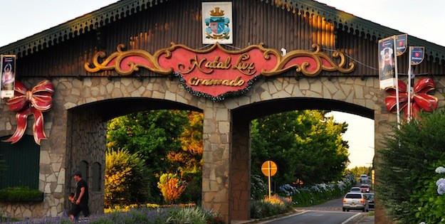Gramado – the Brazilian city that means business when it comes to Christmas