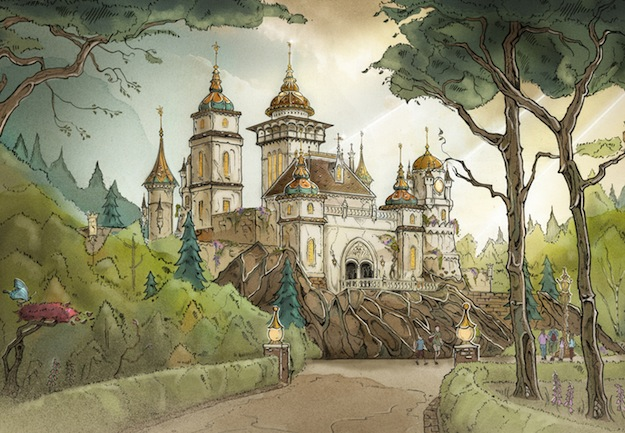 New dark ride will be Efteling's most expensive attraction ever