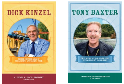 New books celebrate industry Legends & Legacies